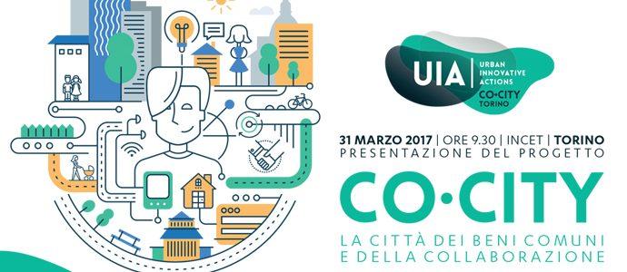 31 marzo – Presentazione del progetto CO-City
