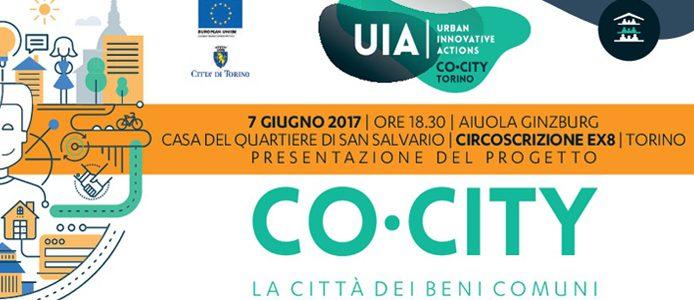 Presentazione del progetto CO-CITY: la città dei beni comuni e della collaborazione!