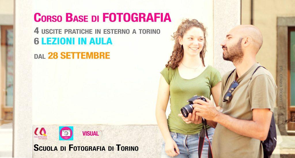 Corso di fotografia a Torino
