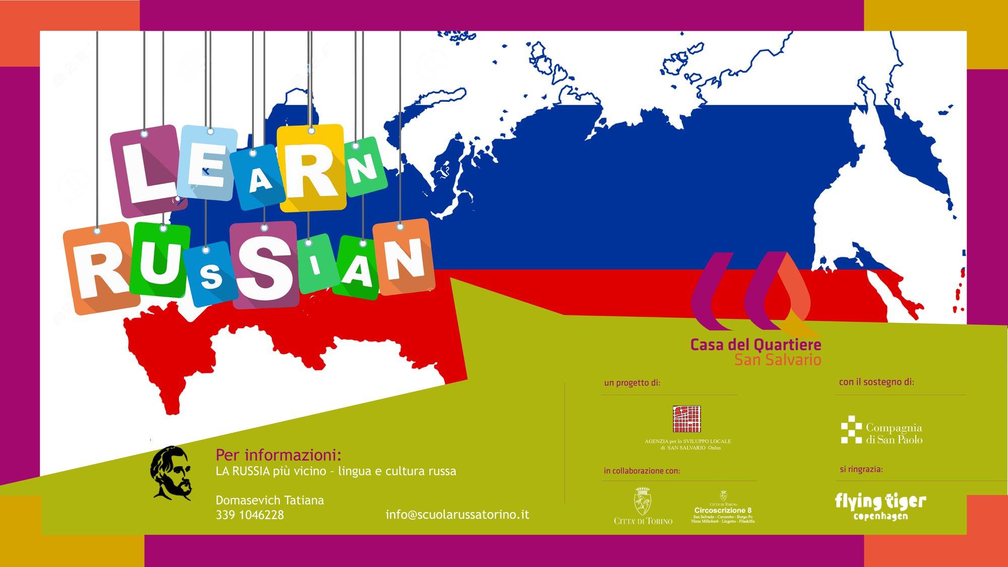 la Russia più vicina