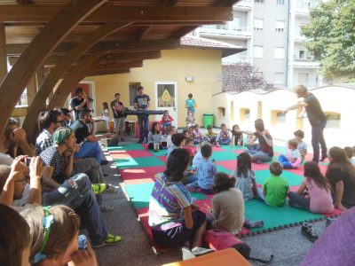La Casa del Quartiere di San Salvario è un laboratorio di idee per un quartiere in trasformazione