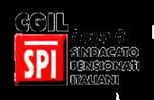 Logo SPI CGIL Lega 8 San Salvario Torino