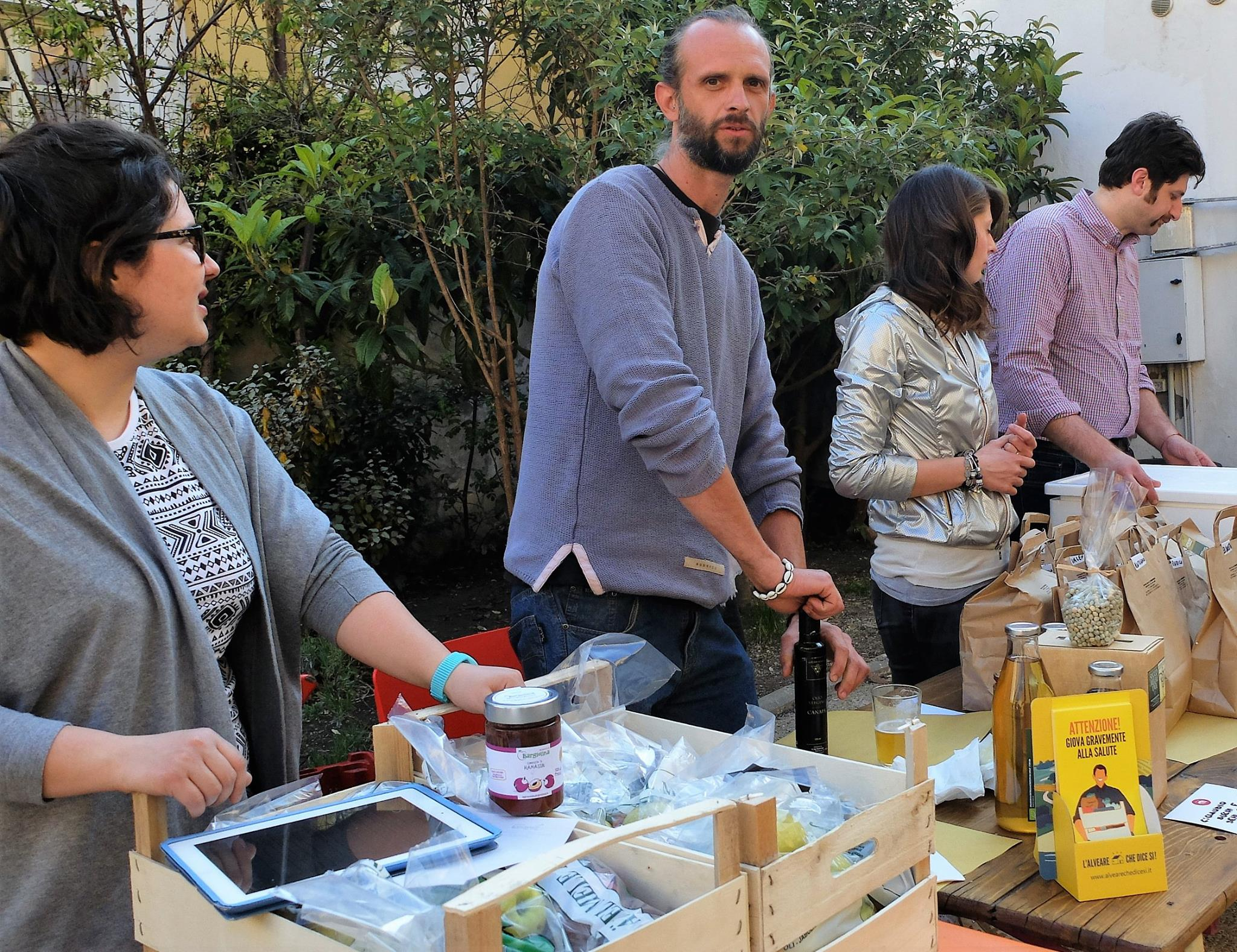ALVEARE San Salvario – Fai la spesa direttamente dal produttore!