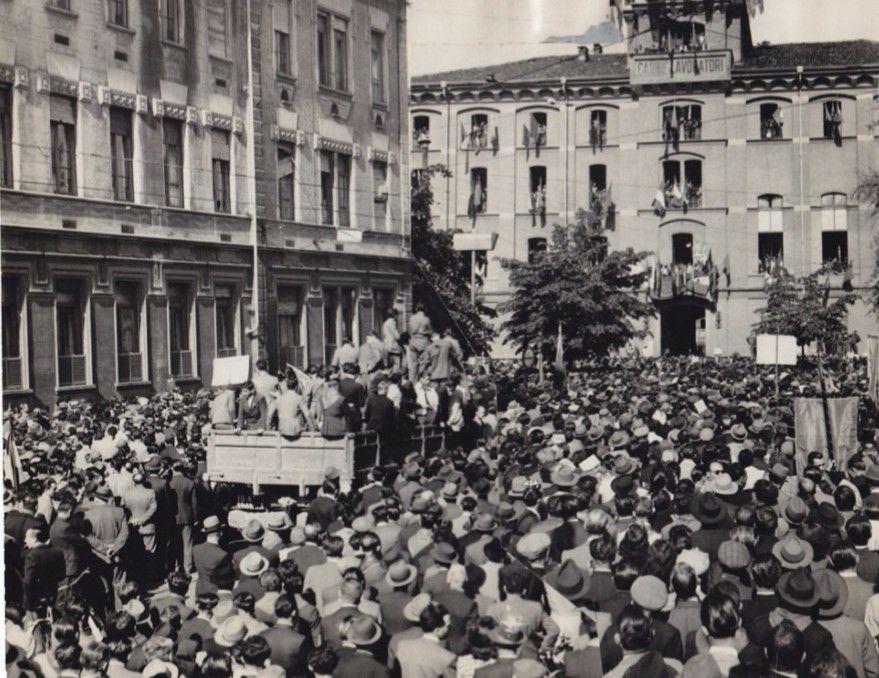 Primo maggio Lo sciopero, letture alla Casa del Quartiere