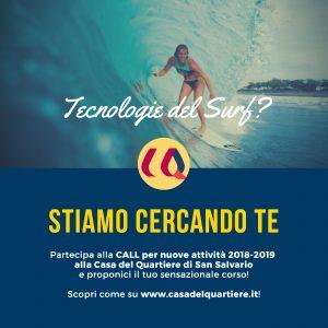 nuove attività surf