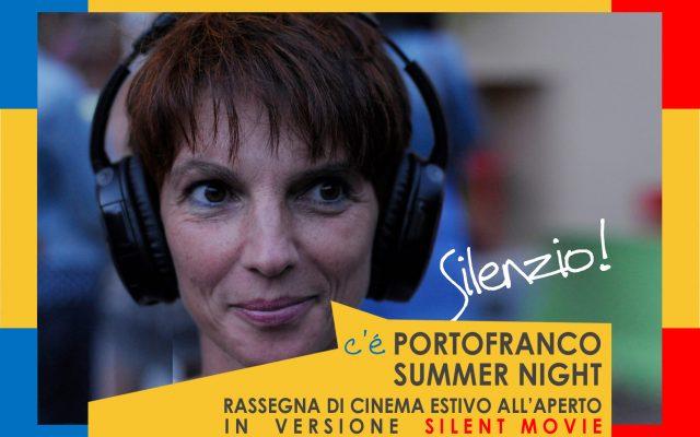 Torna PORTOFRANCO SUMMER NIGHT 2018, la rassegna di cinema estivo nel cortile della Casa del Quartiere