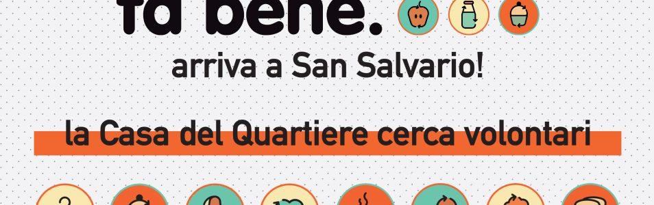 fa bene arriva a San Salvario: la Casa del Quartiere cerca volontari!