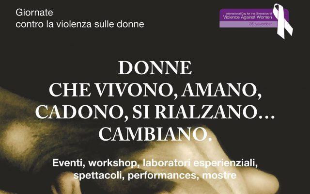Giornate contro la violenza sulle donne